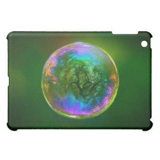 空気の石鹸の泡 iPad MINI CASE