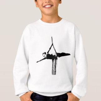 空気の絹のダンサー スウェットシャツ