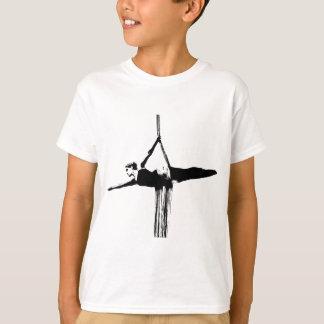 空気の絹のダンサー Tシャツ