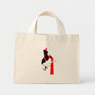 空気の絹のバッグ ミニトートバッグ