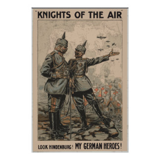 空気の騎士 ポスター