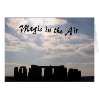 空気の魔法 カード