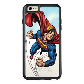 空気を通して速いスーパーマン オッターボックスiPhone 6/6S PLUSケース
