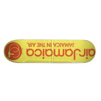 空気ジャマイカ 21.6CM スケートボードデッキ