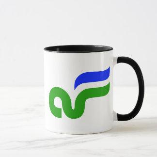空気フロリダのコーヒー・マグ マグカップ