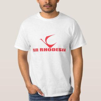 空気ローデシアのローデシアの国営航空会社 Tシャツ