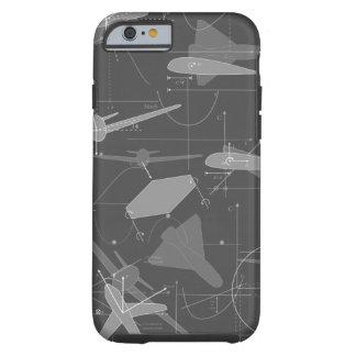 空気力学 iPhone 6 タフケース