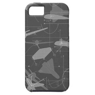 空気力学 iPhone 5 CASE