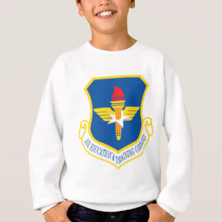 空気教育及び訓練命令記章 スウェットシャツ