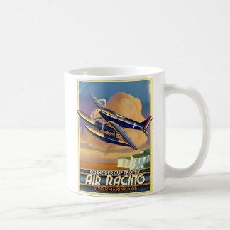 空気競争 コーヒーマグカップ