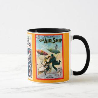 空気船-マグ マグカップ