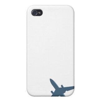 空気|飛行機 iPhone 4 カバー