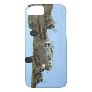 空気。_WWIIの飛行機で」感情的なB17 「 iPhone 8/7ケース