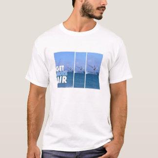 空気Tシャツのウィンドサーファー Tシャツ