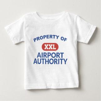 空港当局の特性 ベビーTシャツ