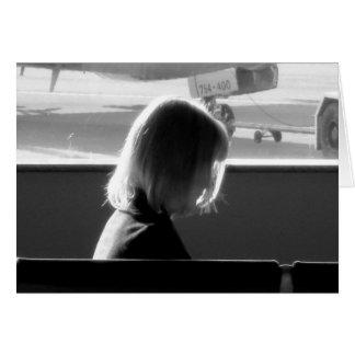空港2014年 グリーティングカード