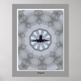 空港 ポスター