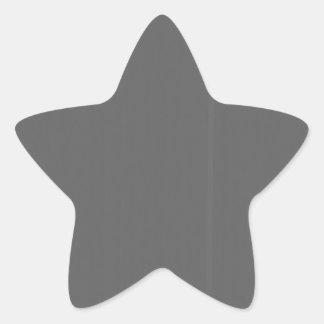 空白のなアクリルの質DIYは文字の引用文の写真を加えます 星シール