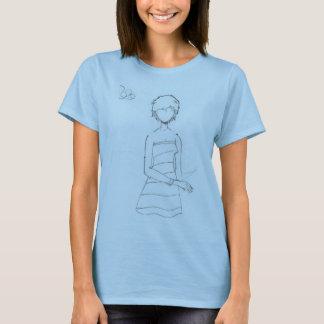 空白のな星 Tシャツ