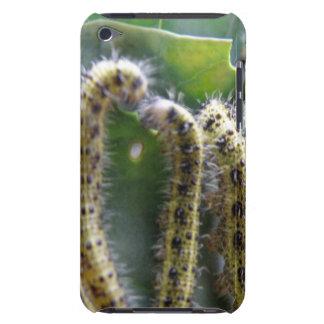 空腹なキャベツ白の幼虫 Case-Mate iPod TOUCH ケース