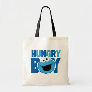 空腹なクッキーモンスター トートバッグ