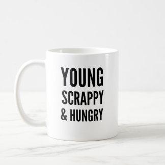 空腹なマグ コーヒーマグカップ