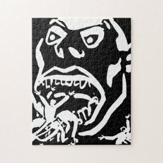 空腹な人/Moloch Faim ジグソーパズル