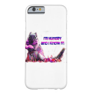 空腹-カバー BARELY THERE iPhone 6 ケース