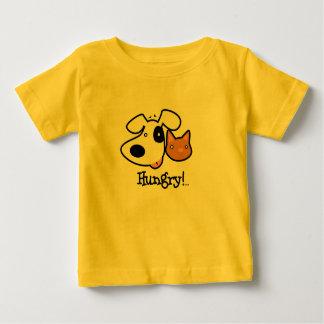 空腹! ベビーTシャツ