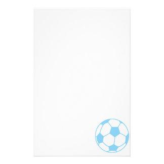 空色のサッカーボール 便箋