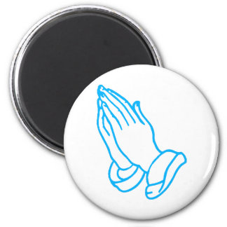 空色の手を祈ること マグネット