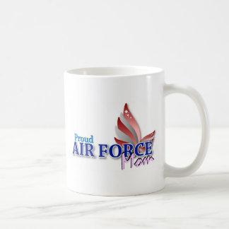 空軍お母さんのマグ コーヒーマグカップ