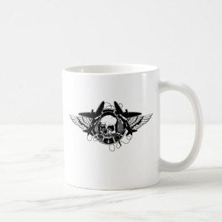 空軍モチーフ コーヒーマグカップ