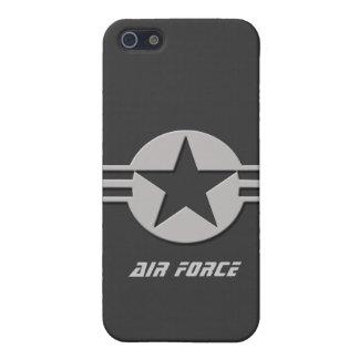 空軍ロゴのiPhone 5/5Sの場合 iPhone 5 Case