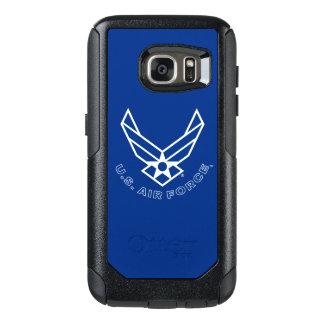 空軍ロゴ-青 オッターボックスSamsung GALAXY S7ケース