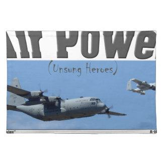 空軍力 ランチョンマット