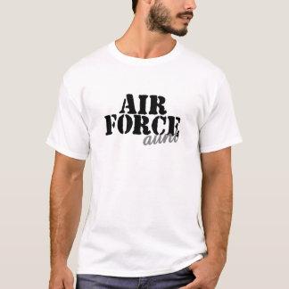 空軍叔母さん Tシャツ