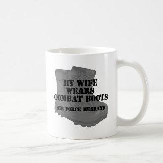 空軍夫のCB コーヒーマグカップ