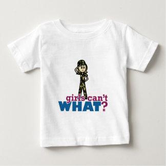 空軍女性 ベビーTシャツ