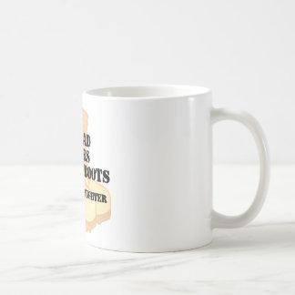 空軍娘DCBのパパ コーヒーマグカップ