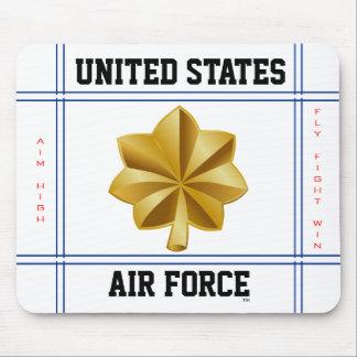 空軍専攻のなO-4専攻学生 マウスパッド