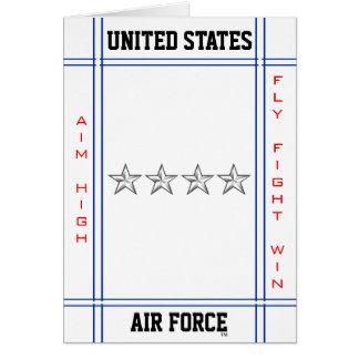 空軍概要O-10 GEN カード