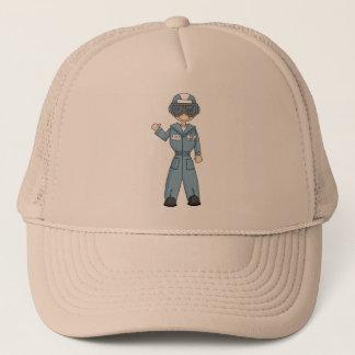 空軍男の子 キャップ