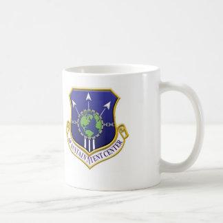 空軍維持の中心のマグ コーヒーマグカップ