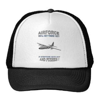 空軍輸送船隊 トラッカーキャップ