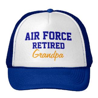 空軍退職したな祖父の帽子 キャップ