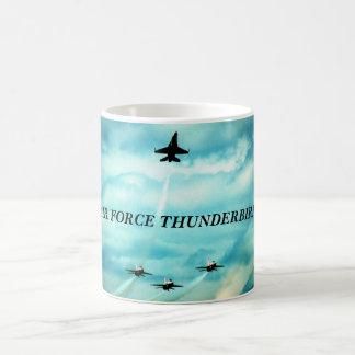 空軍雷鳥 コーヒーマグカップ