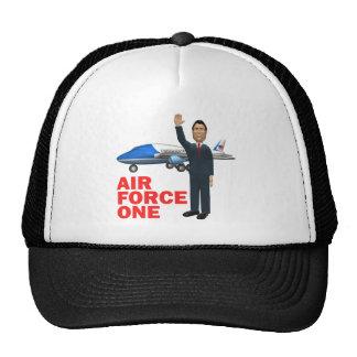 空軍1 メッシュ帽子