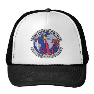 空軍710th戦闘活動の艦隊 帽子