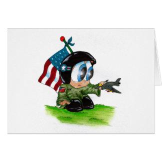 空軍 カード